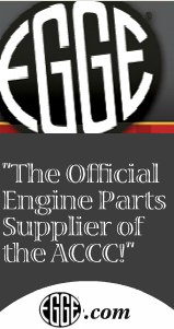 The Official Engine Parts Supplier of the ACCC